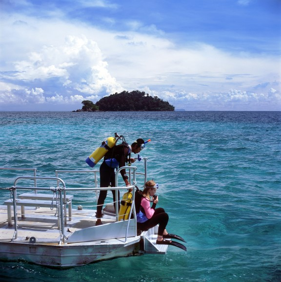 Lankayan Island: Malaysia-Trips Malaysia Malaysiareisen Urlaub Reisen